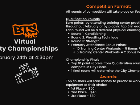 BTS Runs Virtual City Championships in Place of Annual Tournament