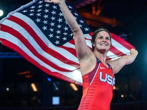 10 former BTS event participants medal for Team USA at 2021 World Championships