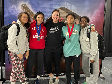 BTS Student-Athletes Medal at the Journeymen Fall Classic