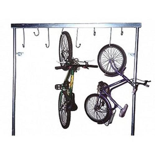 Ref. 010 - Bicicletário suspenso 05 vagas