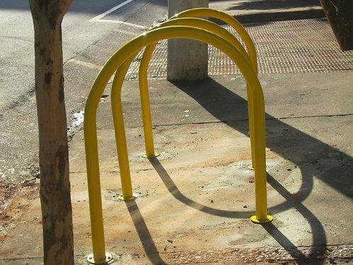 """Ref. 011 - Paraciclo Modelo """"U"""" Invertido de Chumbar"""