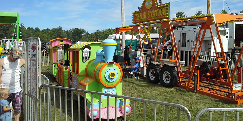 North Andover Youth Services Carnival