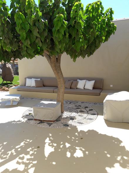 Beach guest house-
