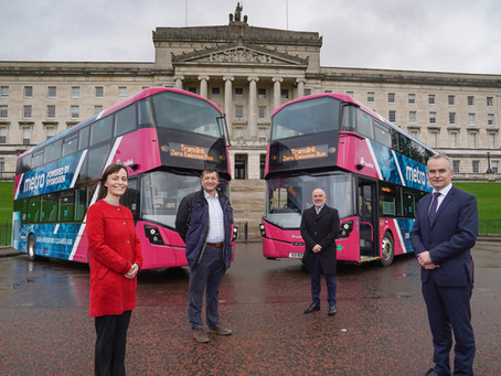 Scottish hydrogen leader to supply one of Europe's largest refuelling stations in Belfast