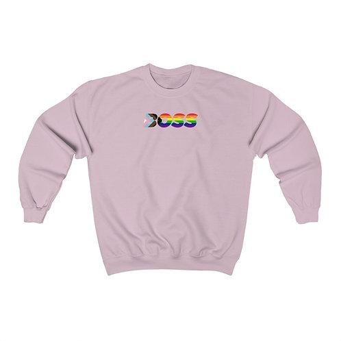 Pride Boss Unisex Sweatshirt