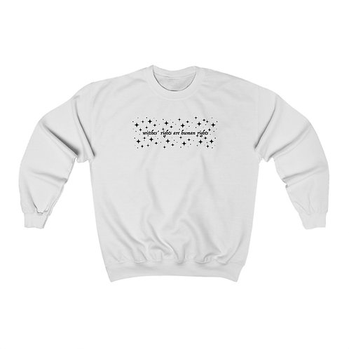 Witches' Rights Feminist Sweatshirt