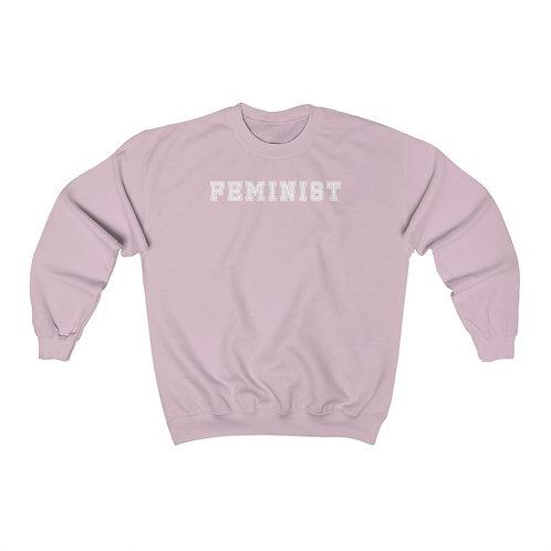 Varsity Feminist Sweatshirt
