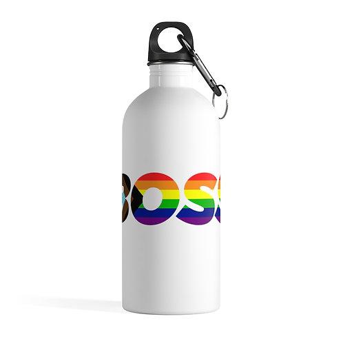 Pride Boss Water Bottle
