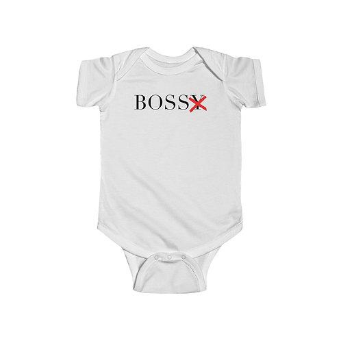 BossX™ Feminist Onesie