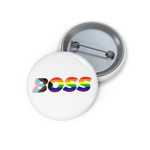 Pride Boss Pin