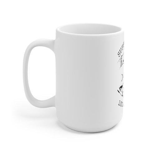 Witchy Mug, White