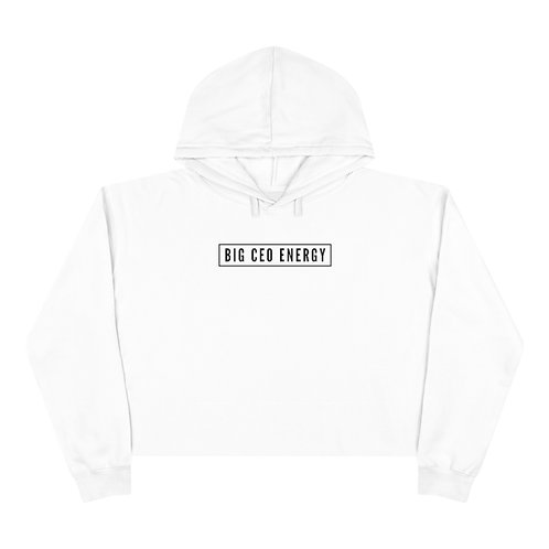 BCE Cropped Hoodie
