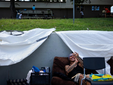 New Austin rules on homelessness, street camps test police power to search