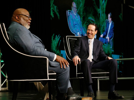 AT&T CEO Hires Formerly Incarcerated and Urges Employers to 'Step up'