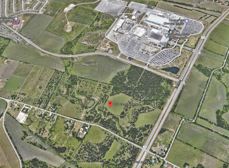 Opportunity zone land scooped up near Samsung