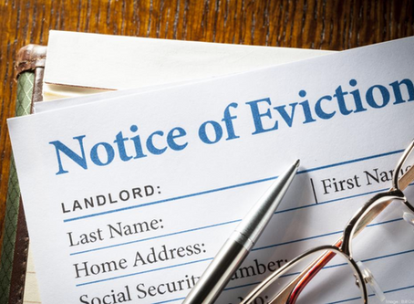 More rental assistance on the way; Apartment evictions still on ice