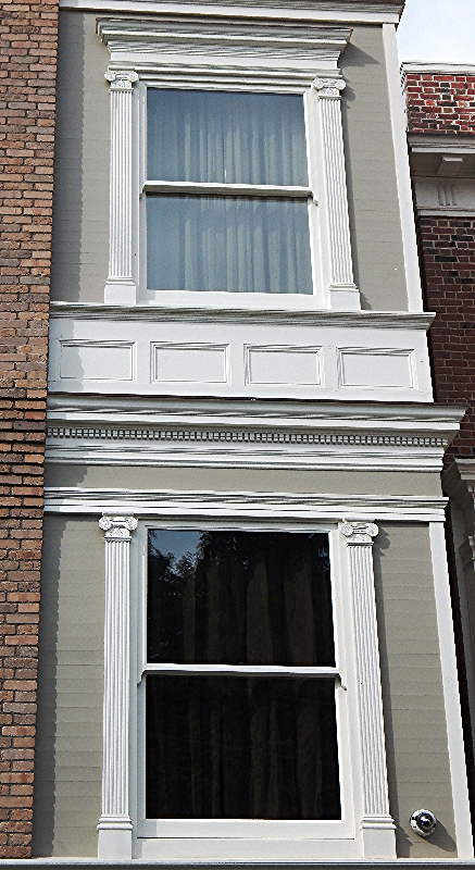 Custom Windows, San Francisco