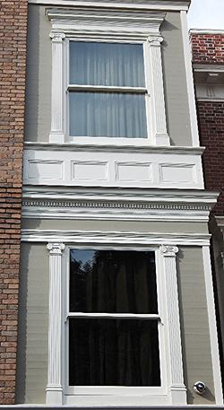 Custom Windows, San Francisco