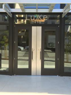 LUXE Custom Doors