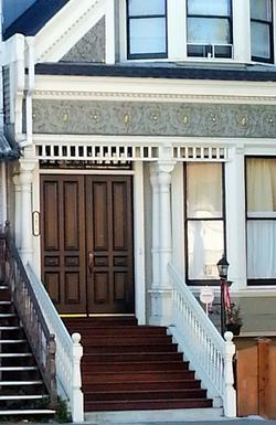 Custom Wood Door, San Francisco