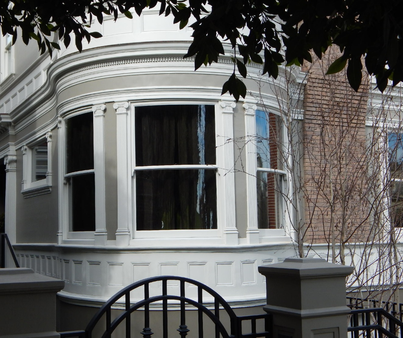 Custom Wood Windows, San Francisco