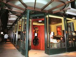 Absinthe Custom Door, San Francisco