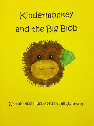 Kindermonkey and the Big Blob