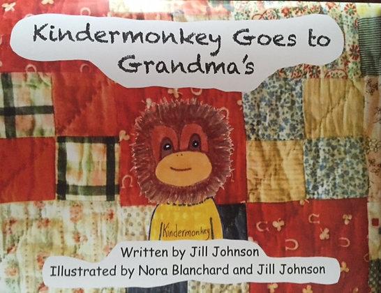Kindermonkey Goes to Grandma'sl
