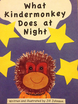 What Kindermonkey Does at Night
