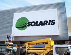 SOLARIS CASSETTONE CON TELONE GRANDE FOR