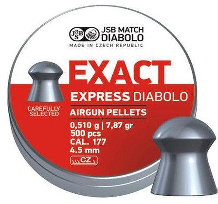 JSB Express Diablo