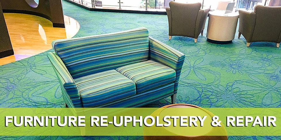 KEMTEX Furniture Re-Upholstery & Repair