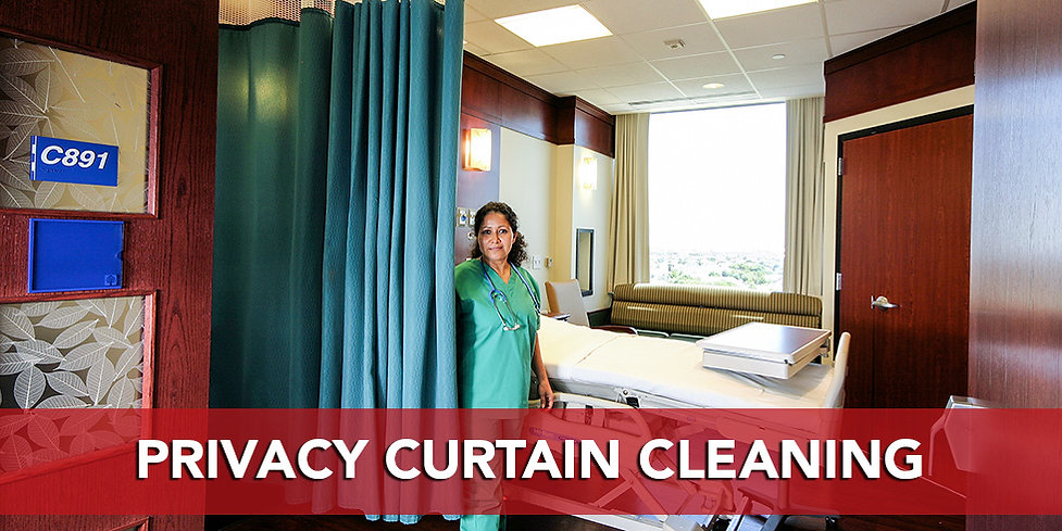 KEMTEX Privacy Curtain Cleaning Service