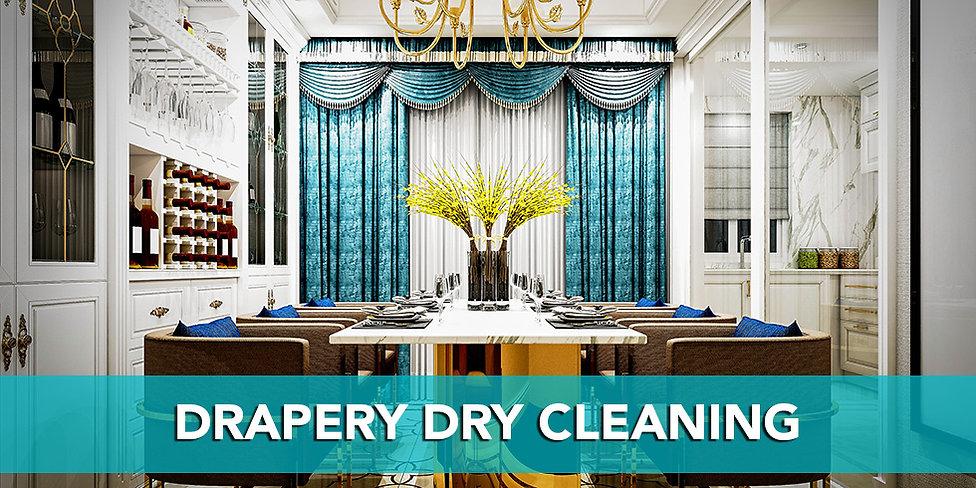 KEMTEX Drapery Cleaning Service Hero Sho