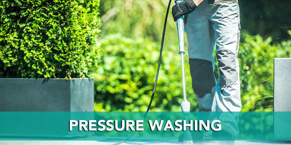 KEMTEX Pressure Washing Services Hero Sh
