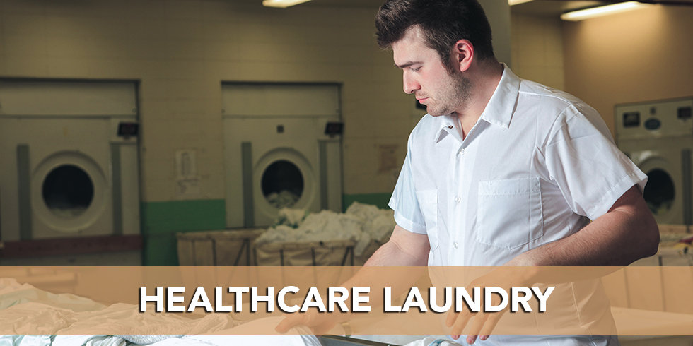 KEMTEX Healthcare Laundry Services Hero