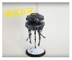 probe droid stl file 3d print star wars.