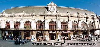 vtc gare Bordeaux Aquitaine Driver