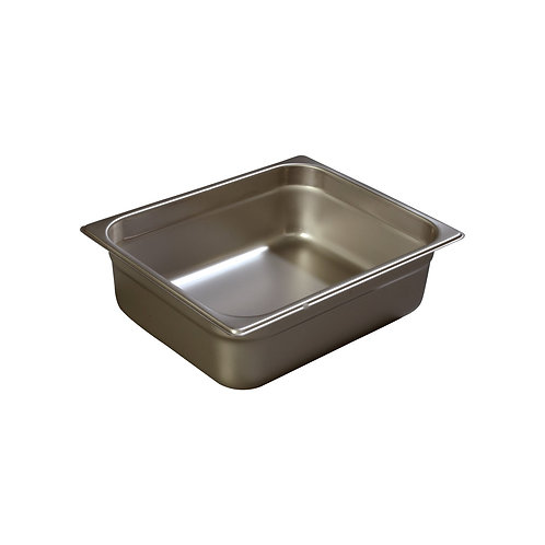 "Carlisle- DuraPan™ Steam Table Pan, 1/2-size, 7 qt., 4"" deep"