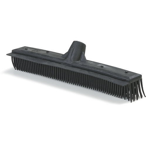 Carlisle- VersaClean™ Squeegee/Brush/Broom, 12""