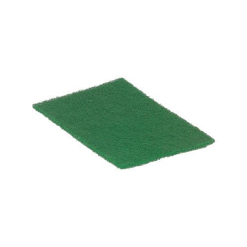 "Carlisle- Flo-Pac® Scour Pad, 9""L x 6""W x 1/4"" thick"