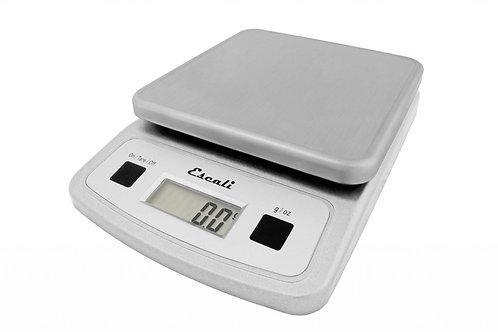 San Jamar- Escali Digital Scale, square, 13 lb. x 0.1 oz./ 6000g x 1g