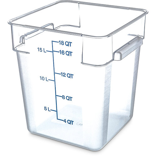 Carlisle- StorPlus™ Food Storage Container, 18 qt.