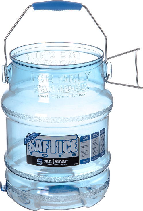 San Jamar - ICE TOTE, SAF-T-ICE - SHORTY