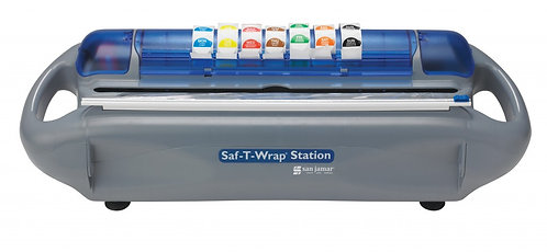 San Jamar- Saf-T-Wrap® Station Dispenser