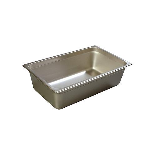 """Carlisle- DuraPan™ Steam Table Pan, full size, 22 qt., 6"""" deep"""
