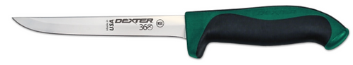 "Dexter 360 6"" Narrow Flexible Boning Knife"