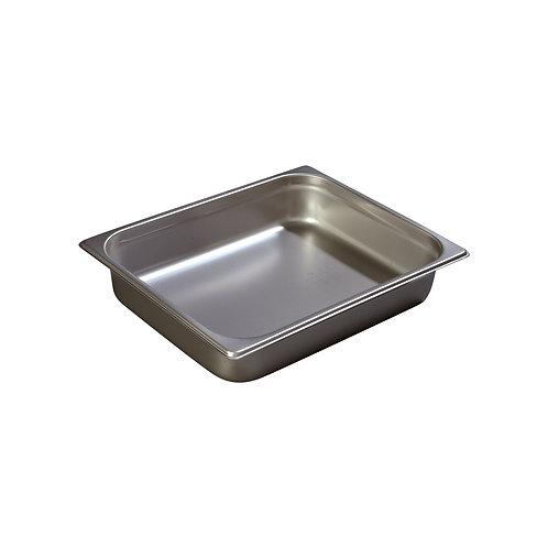 """Carlisle- DuraPan™ Steam Table Pan, 1/2-size, 4 qt., 2 1/2"""" deep"""