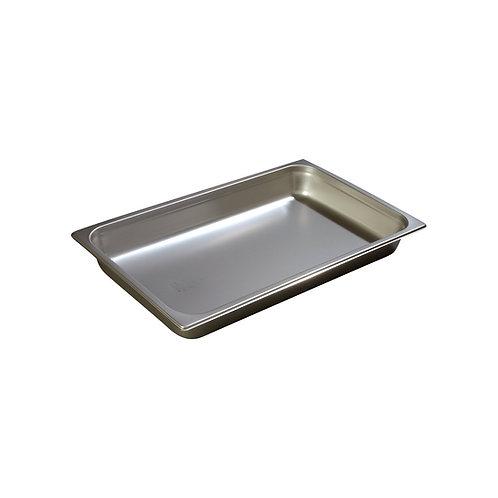 """Carlisle- DuraPan™ Steam Table Pan, full size, 8.8 qt., 2-1/2"""" deep"""