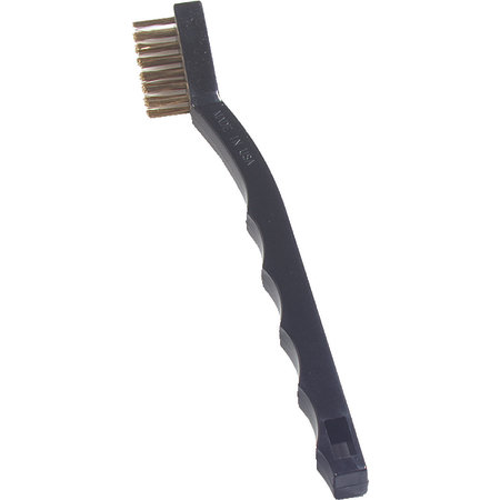 "Carlisle- Flo-Pac® Utility Toothbrush, 7"" long, 1/2""L x 1/2""W"